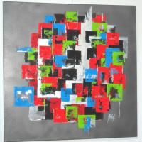 SUPERPOSITIONS                    (80X80)