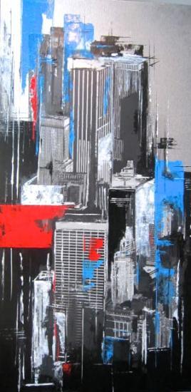 NEW YORK 2       (40X80)