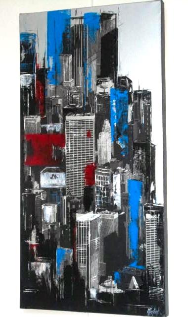 NEW YORK CITY      (50 X 100)