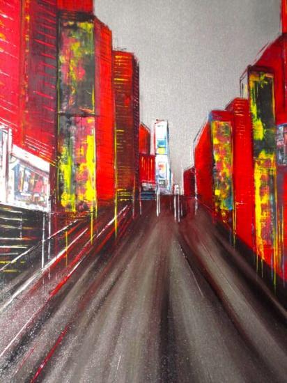 STREET ART         (60X80)